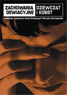 Ebook Zachowania dewiacyjne dziewcząt i kobiet pdf
