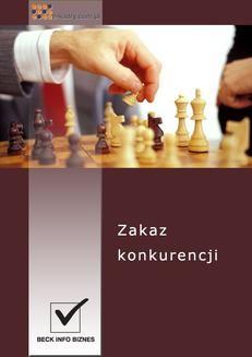 Chomikuj, ebook online Zakaz konkurencji. Ewa Drzewiecka