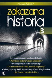 Chomikuj, ebook online Zakazana Historia 3. Leszek Pietrzak