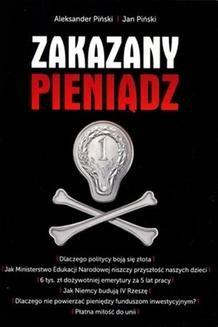 Chomikuj, pobierz ebook online Zakazany Pieniądz. Jan Piński