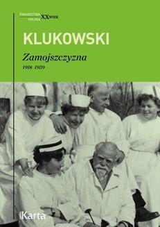 Chomikuj, ebook online Zamojszczyzna 1918–1959. Zygmunt Klukowski