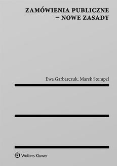 Ebook Zamówienia publiczne – nowe zasady pdf