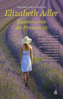 Chomikuj, ebook online Zaproszenie do Prowansji. Elizabeth Adler