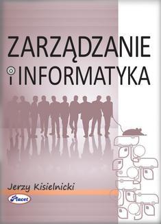 Ebook Zarządzanie i informatyka pdf