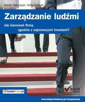 Chomikuj, ebook online Zarządzanie ludźmi. Nadia Postall
