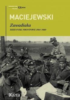 Chomikuj, ebook online Zawadiaka. Jerzy Konrad Maciejewski