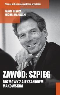 Chomikuj, ebook online Zawód: szpieg. Paweł Reszka