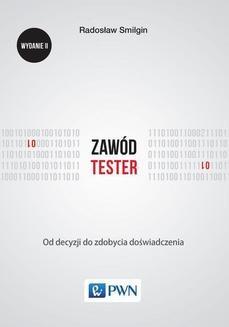 Chomikuj, ebook online Zawód tester. Radosław Smilgin