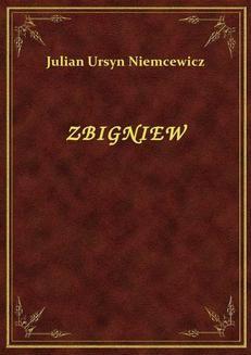 Chomikuj, ebook online Zbigniew. Julian Ursyn Niemcewicz