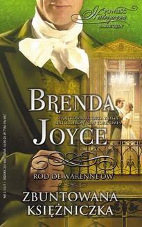 Chomikuj, ebook online Zbuntowana księżniczka. Brenda Joyce