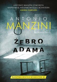 Chomikuj, ebook online Żebro Adama. Antonio Manzini