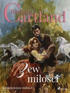 Chomikuj, pobierz ebook online Zew miłości. Barbara Cartland