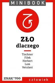 Chomikuj, ebook online Zło [dlaczego]. Minibook. autor zbiorowy