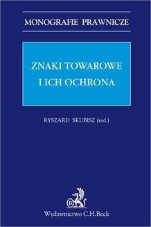 Chomikuj, ebook online Znaki towarowe i ich ochrona. Ryszard Skubisz