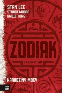 Chomikuj, ebook online Zodiak Dziedzictwo. Narodziny mocy. Stan Lee