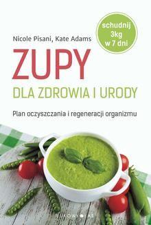 Ebook Zupy dla zdrowia i urody pdf