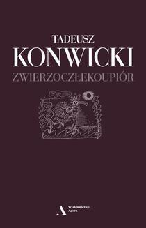 Ebook Zwierzoczłekoupiór pdf