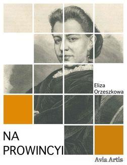 Ebook Na prowincyi pdf